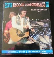 ELVIS ENCORE PERFORMANCES  III