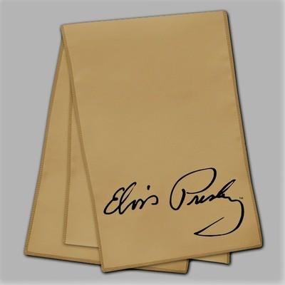 Elvis Schal, gold