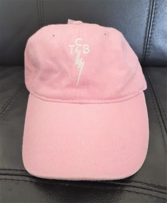 Elvis Kappe Pink TCB