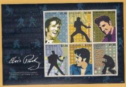Canouan Briefmarke