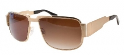 Elvis Brille Neostyle Gold