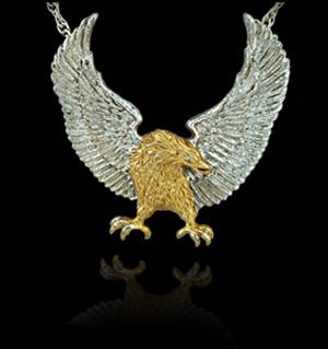 Eagle-Anhänger, sehr GROSS