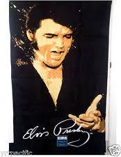 Strandtuch singing Elvis