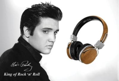 Elvis Musik-Kopfhörer