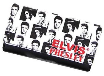 Elvis Portemonnaie 1971 , s/w