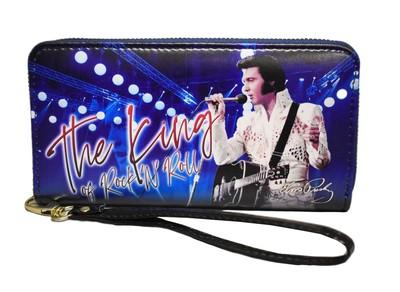 Elvis Portemonnaie Jumpsuit Blau