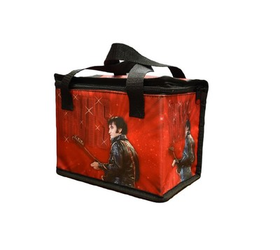 Lunchbag Rot 68