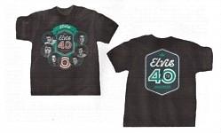 T-shirt, 40.Todestag , schwarz M
