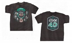 T-shirt, 40.Todestag , schwarz L