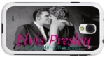 "Galaxy S4 Cover Deluxe  ""Kissing"""