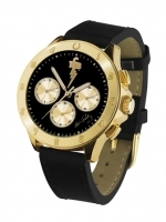 "TCB Horseshoe-Chrono Uhr ""Gold"""