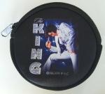 Etui , rund, Elvis The King
