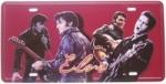 """Auto-Schild """"4 x Elvis 1968"""""""