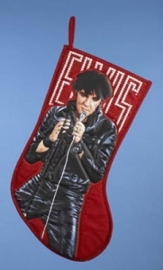Elvis 68 X-Mas Stocking