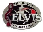 Gürtelschnalle Elvis-Torche