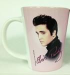 Elvis Tasse , rosa