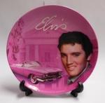 Elvis Pink Caddy Teller
