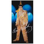 Strandtuch Gold Elvis