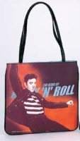 "Jailhouse Rock Tasche  ""orange-schwarz"""
