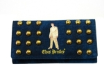 Elvis Portemonnaie Jeans Gold