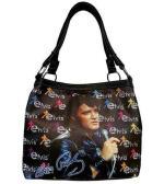 Purse Tasche Elvis Letters Leder68