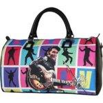 Elvis - Reise-Tasche sehr bunt