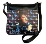 Umhängetasche bunt Elvis 1968