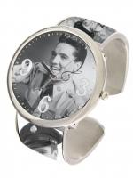 Elvis Bangle Uhr , Army s/w, von Bellagio