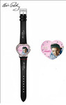 Elvis Damen Uhr Herz Love Me Tender