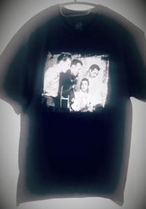 T-Shirt SUN Million Dollar Quartet