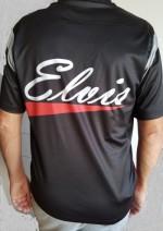 Elvis Bowling Hemd (Logo hinten)