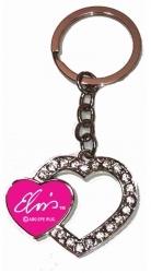 Schlüsselanhänger 2 Hearts