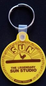 Schlüsselanhänger Sun Studio Plastic
