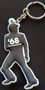 Schlüsselanhänger Plastic 68