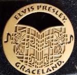 Pin Graceland rund