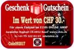 Gutschein/Bon