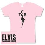 TCB-T-Shirt,  pink, Damen Gr.XXL