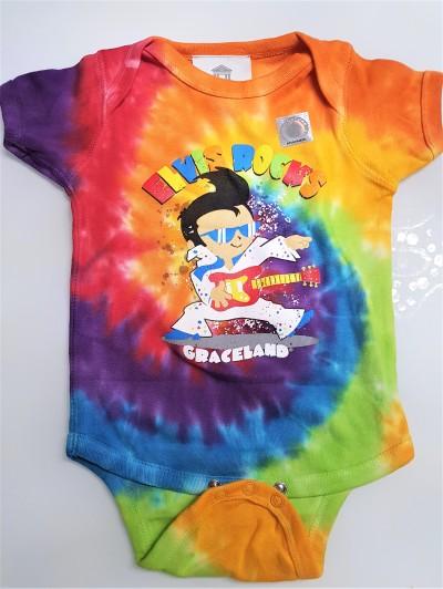 Baby Regenbogen Onesie