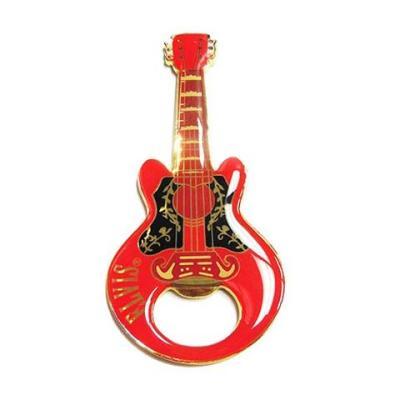 Magnet Gitarre Rot
