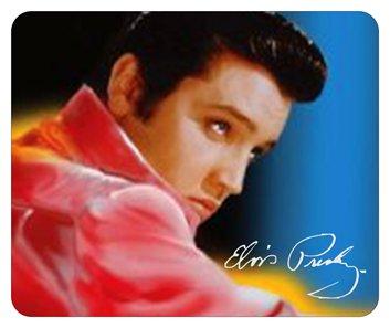 Mausmatte Young Elvis